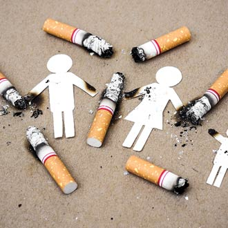 EFT arrêter de fumer à Repentigny